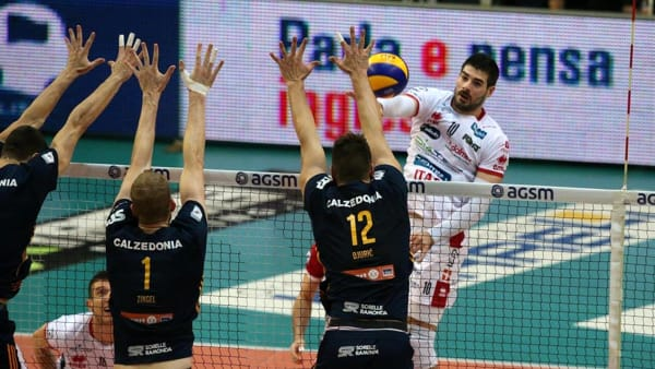 Foto Facebook: BluVolley Verona
