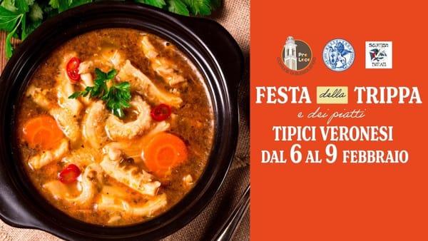 A Bussolengo la prima Festa della Trippa e dei piatti tipici veronesi