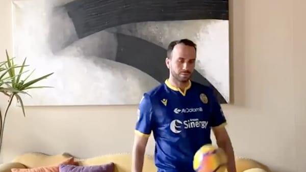 Il video messaggio dei campioni dello sport veronese in casa durante l'emergenza coronavirus