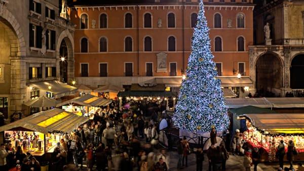 Dal 18 novembre al 26 dicembre la 9ª edizione dei Mercatini di Natale a Verona