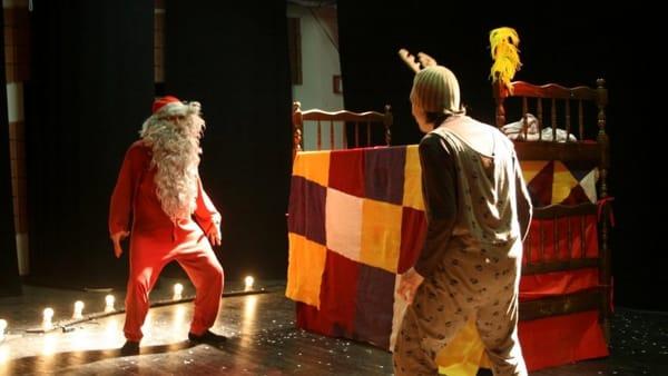"""Al Teatro Salieri lo spettacolo """"Babbo Natale e la notte dei regali"""""""