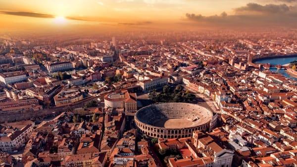 """""""Riscopriamo l'anfiteatro Arena"""", visite guidate gratuite per cittadini e turisti"""