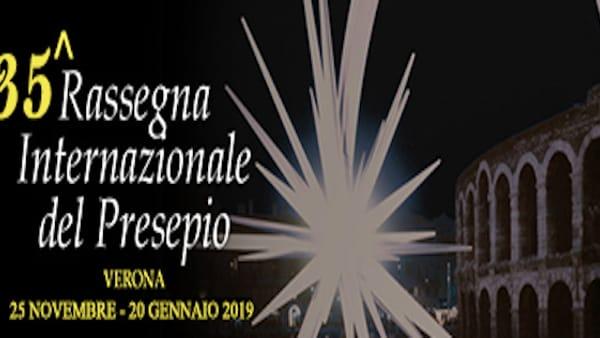 """La 35^ Rassegna internazionale del presepio """"Presepi dal Mondo"""" a Verona in Gran Guardia"""
