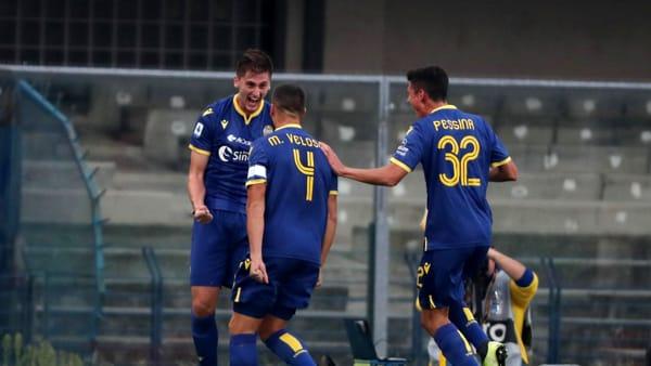 L'Hellas si gode il momento e trova l'accordo con il Napoli per Kumbulla