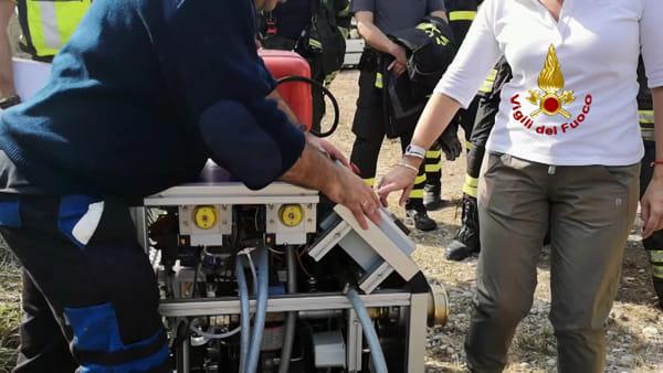 Nuovi prodotti per spegnere gli incendi: esercitazione per 250 vigili del fuoco