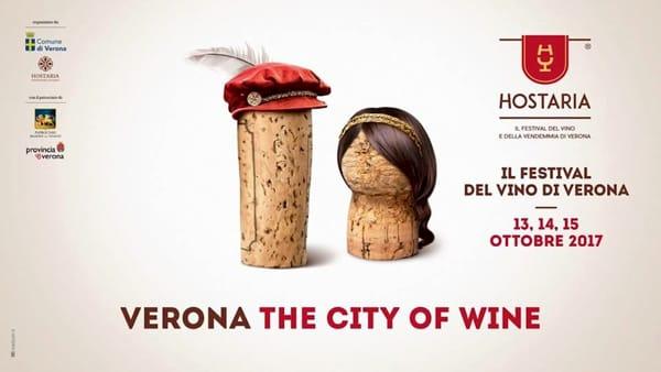 Terza edizione per Hostaria Verona: torna il Festival del vino tra sapori, arte e musica