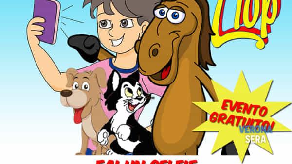 """Concorso gratuito """"Un selfie con il cavallo, il cane o il gatto!"""" dal 18 febbraio al 30 aprile"""