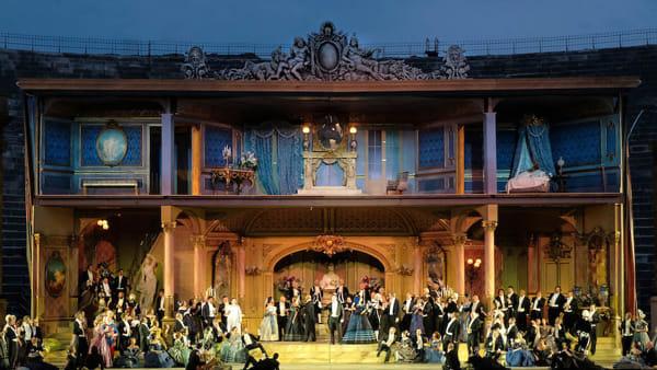 """La Traviata""di Verdi firmata da Zeffirelli inaugura l'Arena di Verona Opera Festival"