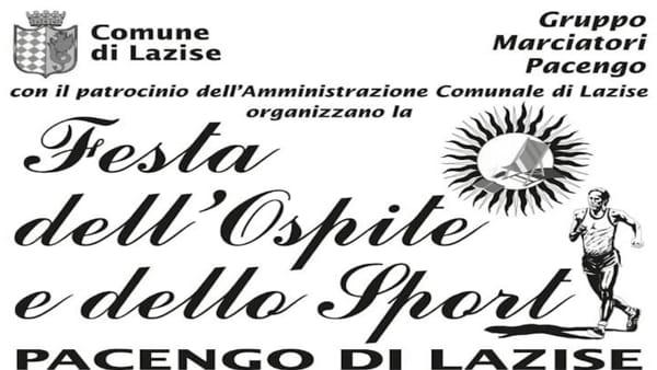 """A Pacengo di Lazise torna la """"Festa dell'Ospite e dello Sport"""""""