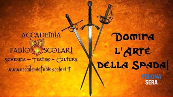 Corso di scherma storica a Verona