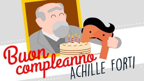 """""""Buon compleanno Achille Forti"""", visite guidate con attività didattica alla Gam"""