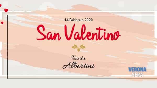 Cena di San Valentino alla Tenuta Albertini