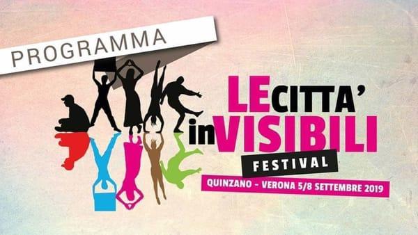 """A Verona il festival""""Le città invisibili"""""""
