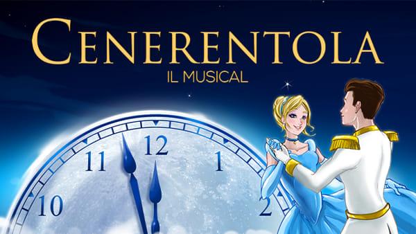 """Al Teatro Nuovo di Verona """"Cenerentola – il musical"""""""