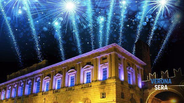 Ultimo dell'anno al Palazzo della Gran Guardia di Verona