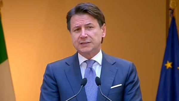 Riaperti i confini e Giuseppe Conte lancia gli Stati Generali per l'Economia