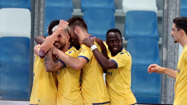 Sassuolo - Hellas Verona 3-3 | I gol e gli highlights della 28° giornata di Serie A