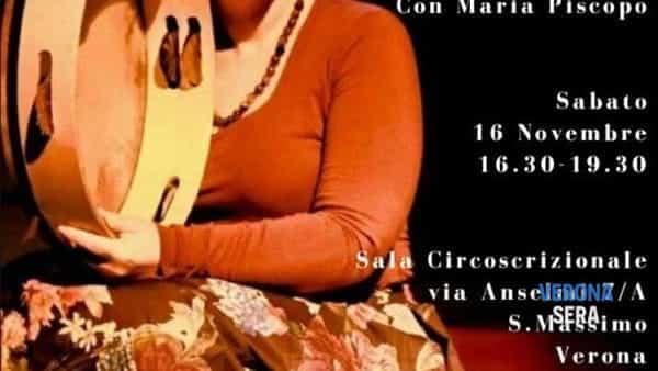 «Sirene, Sibille, Madonne, gli archetipi», miti e danza a San Massimo