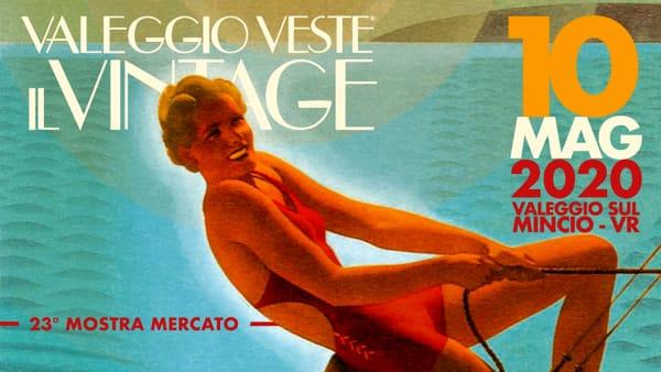"""Moda, accessori e design per un nuovo appuntamento con """"Valeggio Veste il Vintage"""""""