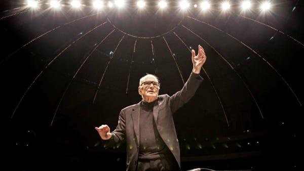 La musica del cinema, Ennio Morricone in Arena per chiudere la sua tournée mondiale