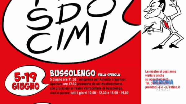 """Accademia Gallery: dal 16 al 31 luglio la mostra """"Visti da...Bruno Prosdocimi"""""""