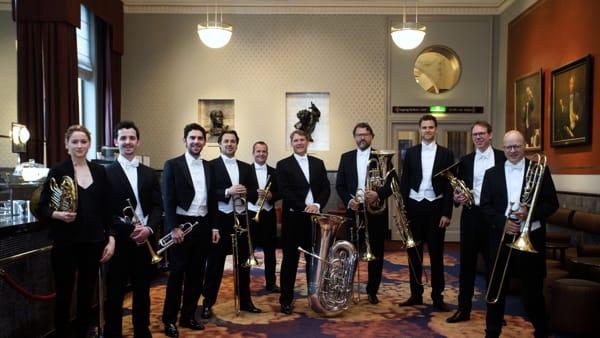 Al Ristori il concerto del Brass Ensemble della Royal Concertgebouw Orchestra