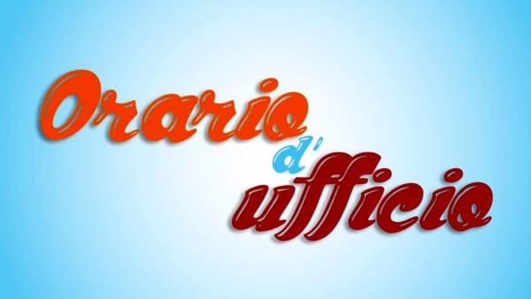 """Lo spettacolo """"Orario d'ufficio"""" in scena al Chiostro di Santa Maria in Organo a Verona"""
