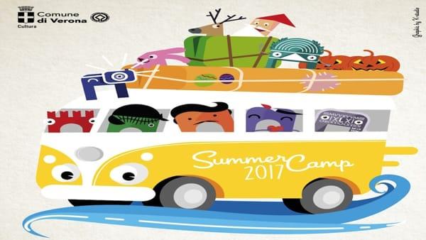Dal 12 giugno all'8 settembre c'è il Summer Camp dei Musei Civici di Verona