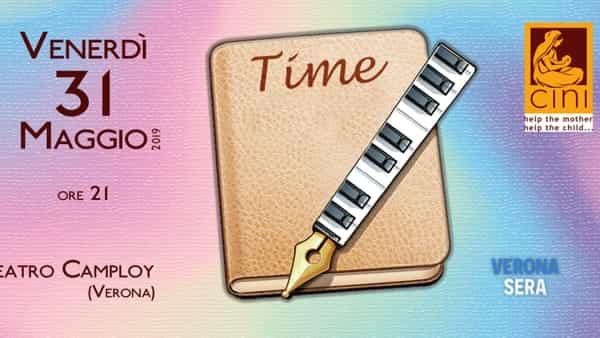 """""""Time"""": al Camploy uno spettacolo teatrale di beneficenza"""