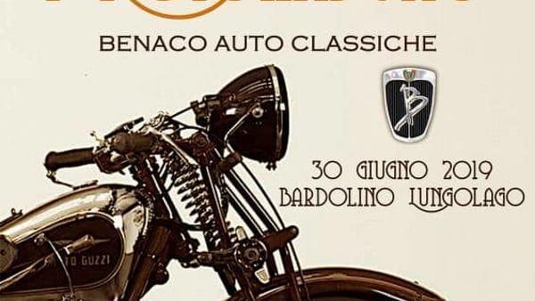 Sul lungolago di Bardolino è in arrivo il fantastico raduno di moto d'epoca