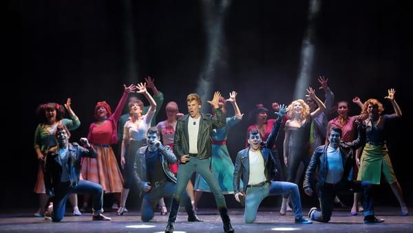 """Al Teatro Nuovo di Verona va in scena lo spettacolo """"Grease"""""""