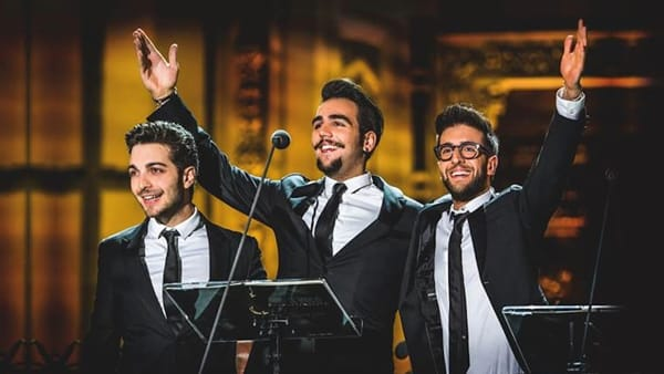 """Notte Magica - A tribute To the Three Tenors"": Il Volo torna in Arena il 19 e 20 maggio 2017"