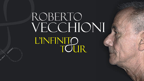 Roberto Vecchioni in concerto al Teatro Filarmonico di Verona