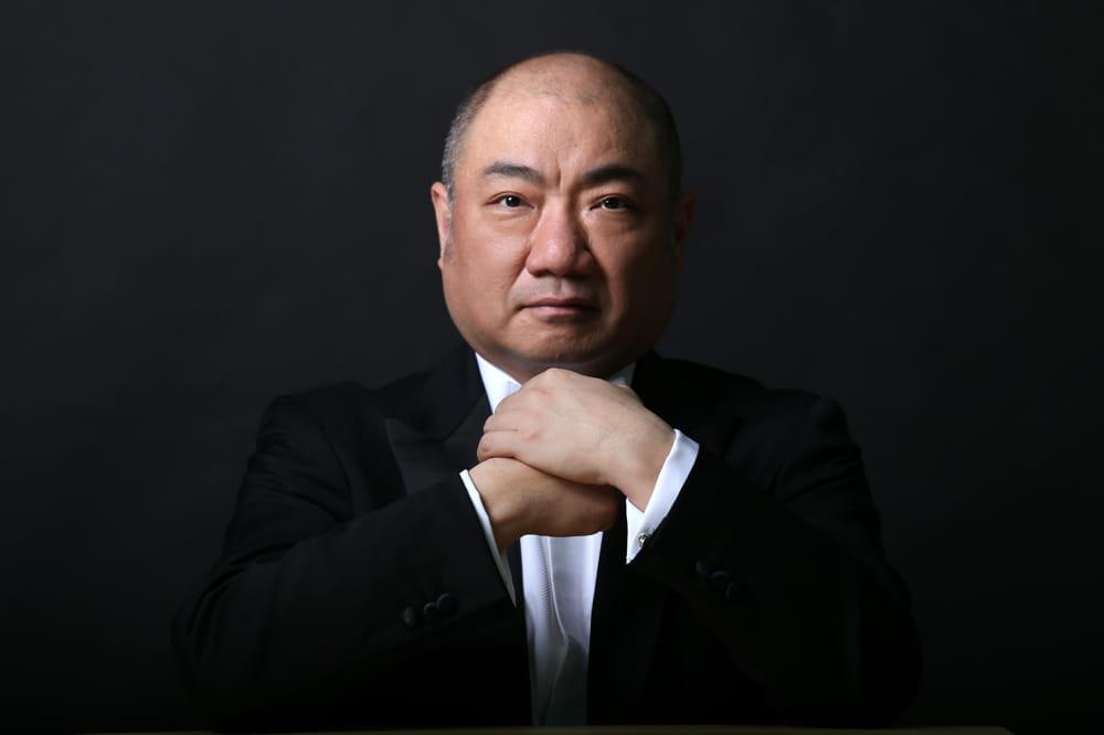 sigaro Habubu Consecutivo  Nikita Abrosimov al pianoforte e sul podio il M° Xu Zhong per il primo  concerto al Filarmonico Eventi a Verona