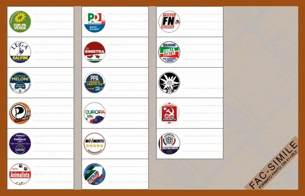 Guida al voto: astensione, scheda bianca e scheda nulla
