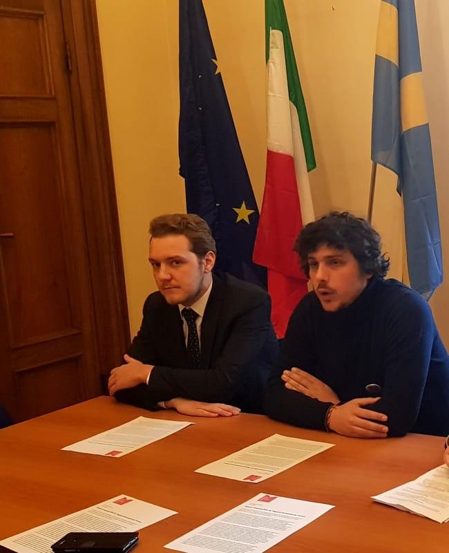 Giacomo Cona e Tommaso Ferrari