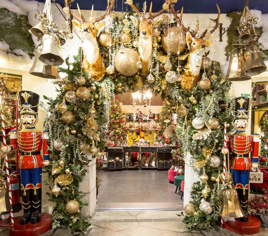 La Casa Di Babbo Natale A Verona.Dal 4 Novembre Apre A Bussolengo Il Villaggio Di Natale Del Flover Eventi A Verona