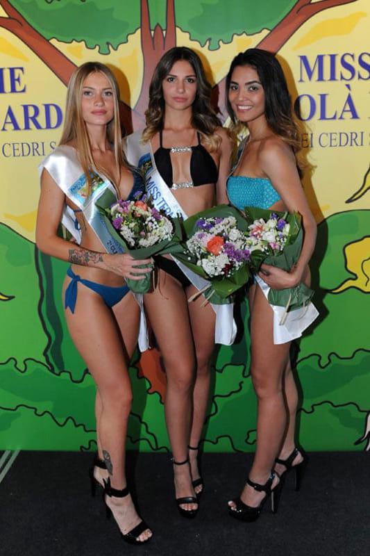Miss Terme di Colà 2019 _ 1° selezione 21 giugno - Sara Comincini  Alessia Gozio Sabrina Barros