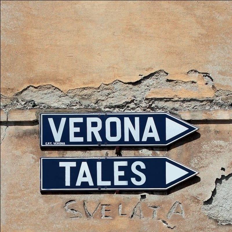 """Verona/Tales Svelata"": in Feltrinelli una mostra ..."