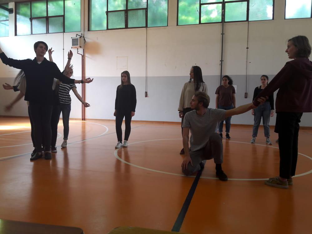 Prove Orlando Furioso Gruppo Teatro del Liceo Fracastoro