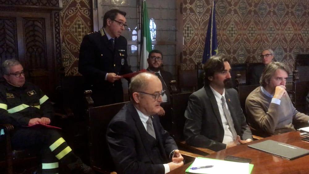 Luigi Altamura polizia municipale